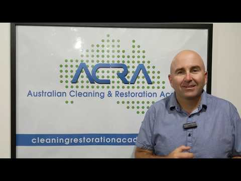 About the Australian Cleaning and Business Restoration Academy