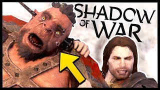KILLING MY OWN ARMY | Middle Earth: Shadow of War - Gameplay Funny Moments