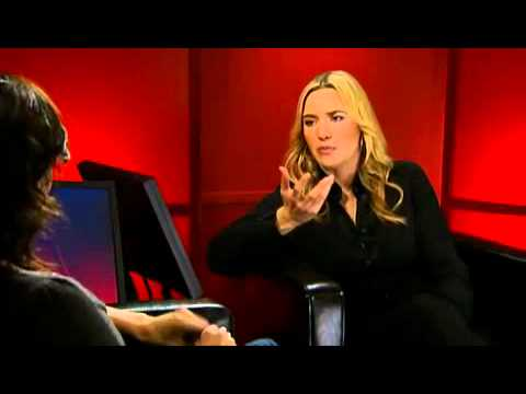 'The Holiday'  Unscripted  Kate Winslet, Cameron Diaz