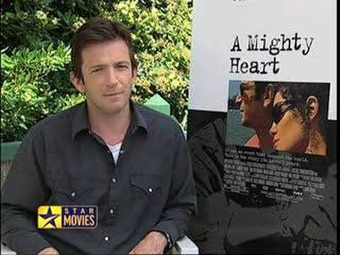 Star Movies VIP Access: Dan Futterman  A Mighty Heart