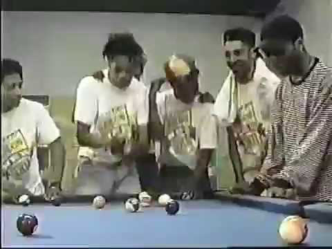 Leaders of the New School & Del tha Funkee Homosapien freestyle on Pump it Up