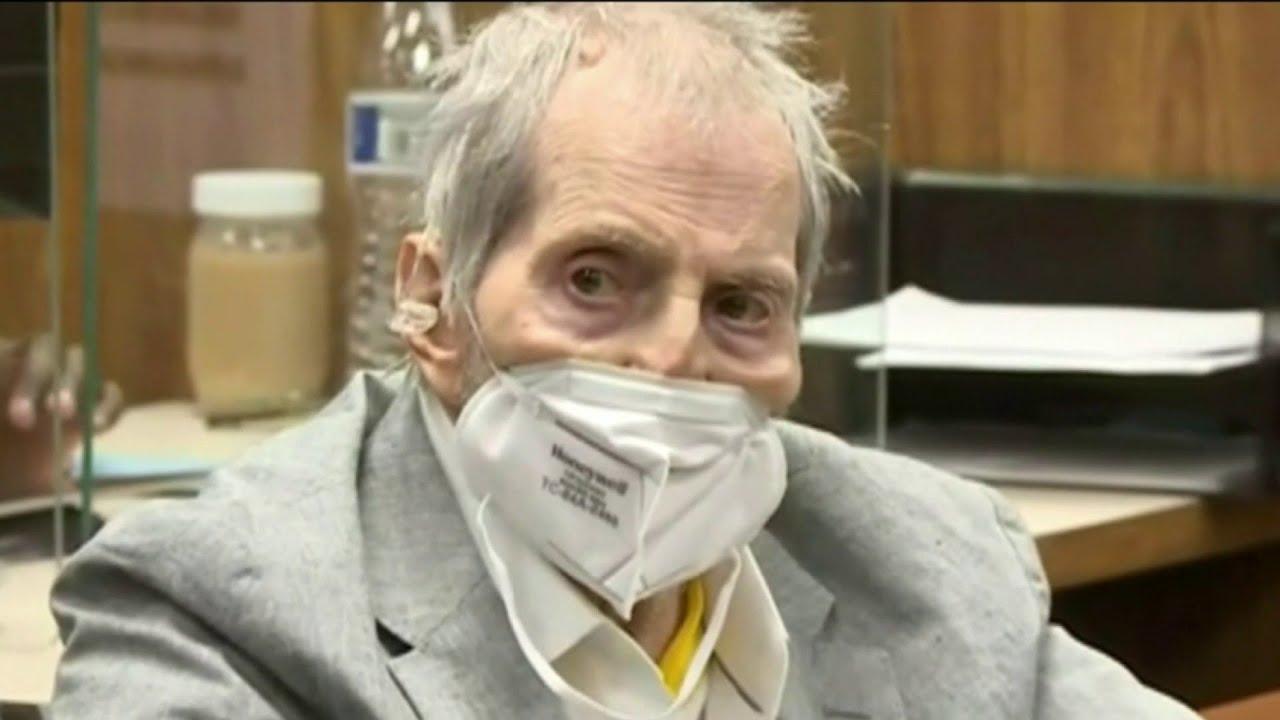 Download Robert Durst found guilty of first-degree murder