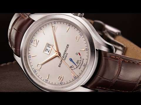 The Baume & Mercier Design Method