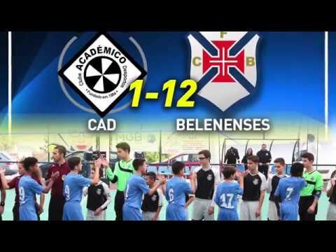 2018/01/20 - CAD 1-12 Belenenses