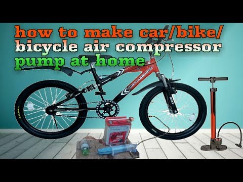 how to make air pump