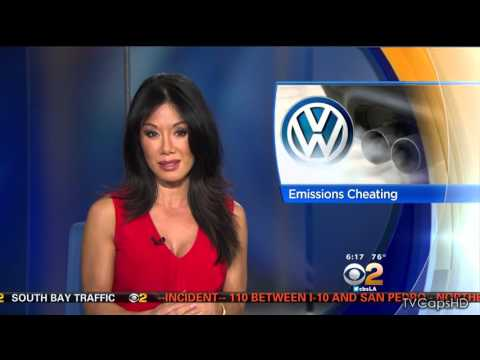 Sharon Tay 2015/10/13 CBS2 Los Angeles HD