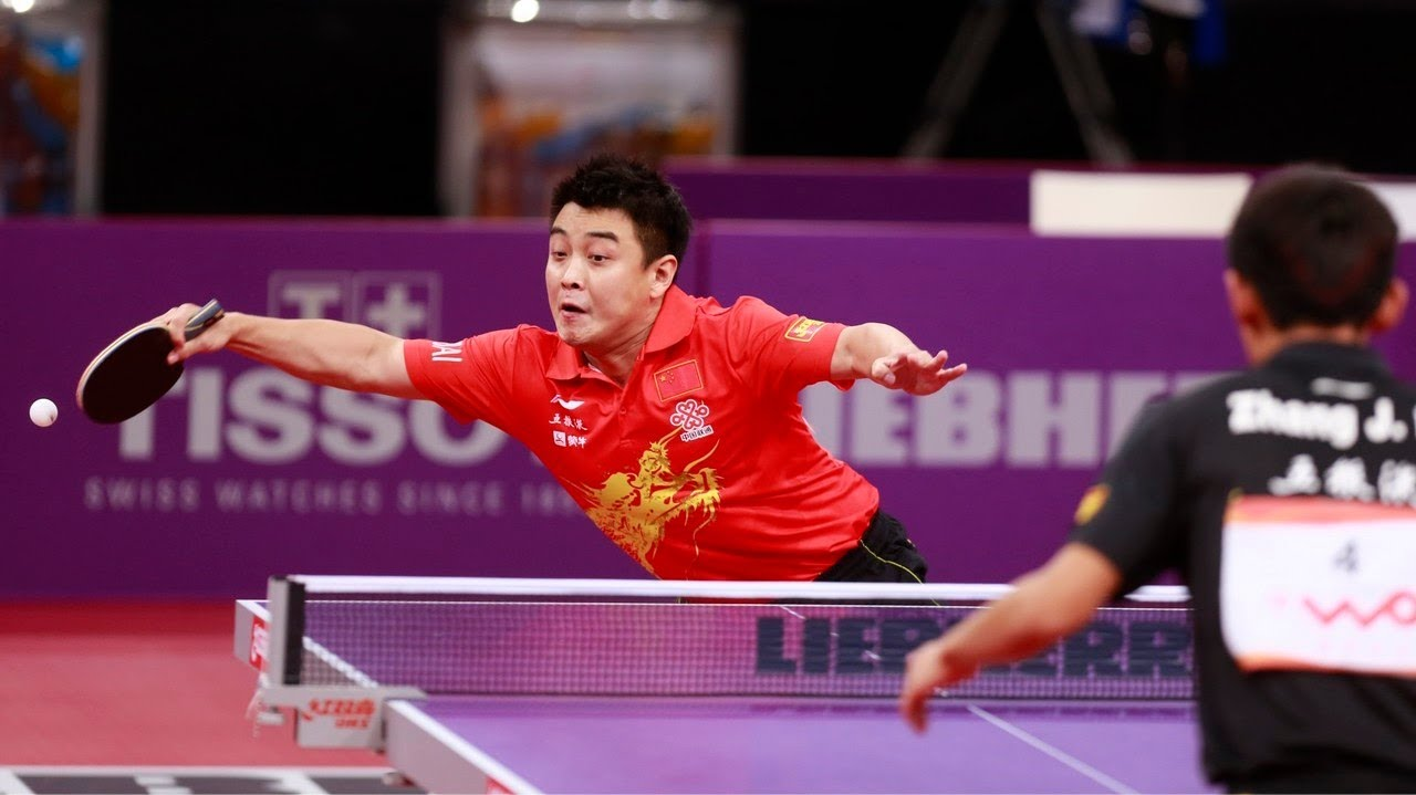 WTTC 2013 Highlights: Zhang Jike vs Wang Hao (Final) - YouTube