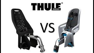 Thule RideAlong VS Yepp Maxi