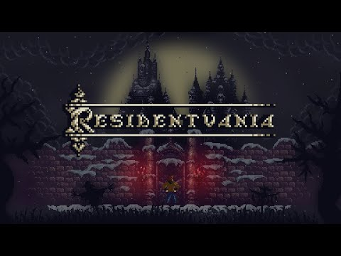 What if Resident Evil: Village was a 2d Castlevania game?