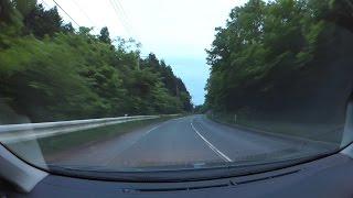 国道314号、広島県、狐峠、R183-R182 車載動画