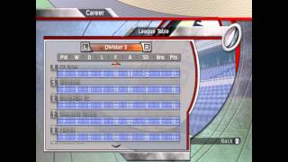 Rugby Challenge 2006 Career Mode EP9