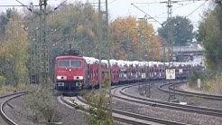 Klassischer Zugverkehr der DB zwischen Osnabrück Hbf und Lemförde | mit Geisterbahnhof Vehrte, 2018