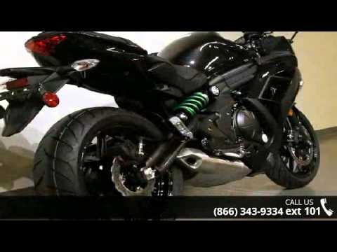 2015 Kawasaki Ninja 650 - RideNow Powersports Peoria - P...