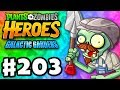 watch he video of Mixed-Up Gravedigger Legendary! - Plants vs. Zombies: Heroes - Gameplay Walkthrough Part 203