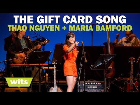 Thao Nguyen and Maria Bamford - 'The Gift Card Song' - Wits