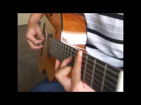 Satu satunya yang kuandalkan (Guitar Cover)