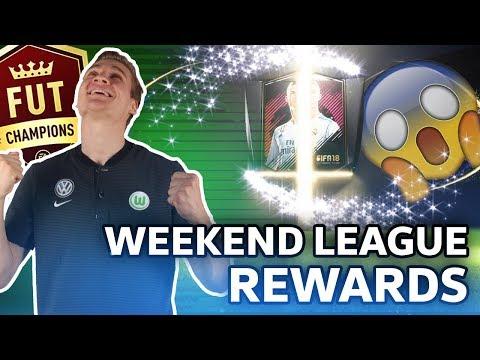 💥TOP 5 DER WELT 💥| FUT CHAMPIONS WEEKEND LEAGUE REWARDS PACKOPENING | FIFA 18 Deutsch | SaLz0r