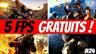 TOP JEUX FREE TO PLAY #24 - Spécial FPS GRATUITS pour PC !
