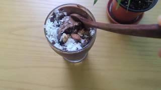 Chocolate Parfait Icecream(veg…