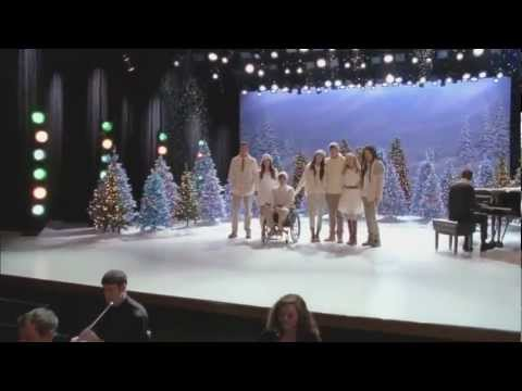Full Performance of 'Have Yourself A Merry Little Christmas' from 'Glee Actually'   GLEE
