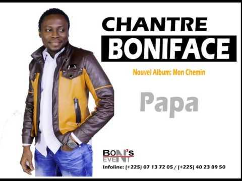 Chantre BONIFACE   Papa