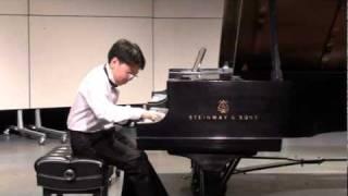 Liszt Venezia e Napoli 3: Tarantella - George Li in Recital