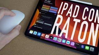 iPad + Ratón, TODO lo que PUEDES HACER
