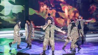 X Factor4 Armenia Gala Show 7 Abraham Khublaryan Sirusho Zartonq 02 04 2017