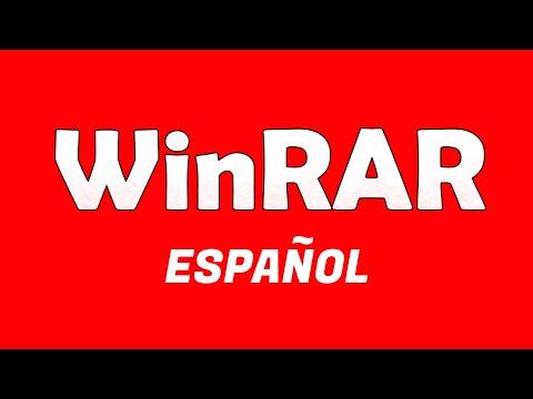 📌 PONER WINRAR 100% EN ESPAÑOL 2019