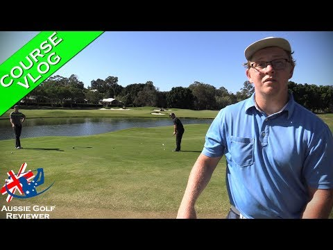 PLAYERS GOLF COURSE VLOG AT RACV ROYAL PINES PART 5
