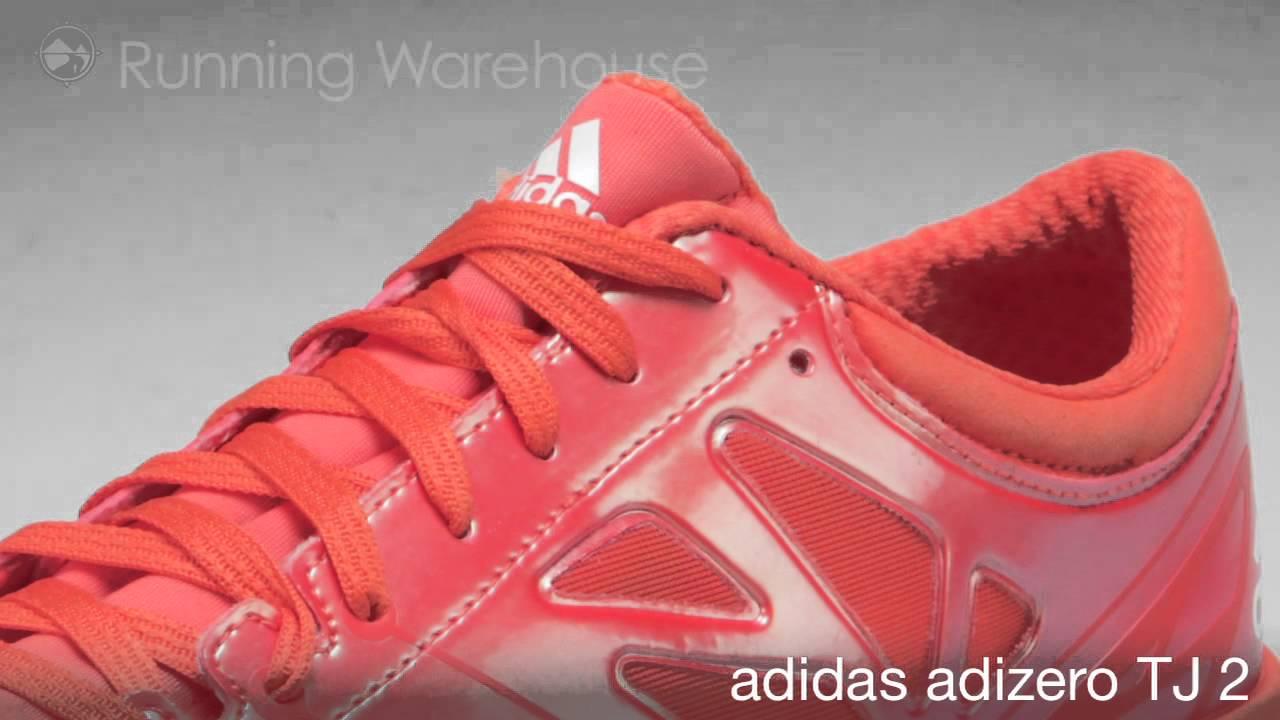 44a23fd5eed5bf adidas adiZero TJ 2 - YouTube