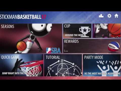 Stickman Basketball 2017 (Official Trailer)