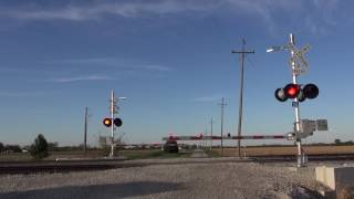 Railroad Crossings of the Midwest Part 5