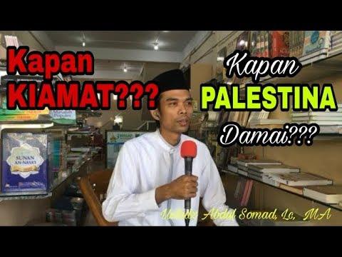 Terbaru...Ustadz Abdul Somad... Kapan Palestina Damai..