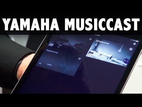 Yamaha MusicCast - Das ultimative Mulitroom System - Music Cast