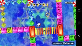 correndo pela splash Hill ) Sonic 4 epl