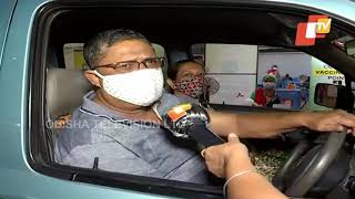 Drive-In Vaccination In Bhubaneswar | Updates From Utkal Kanika Galleria