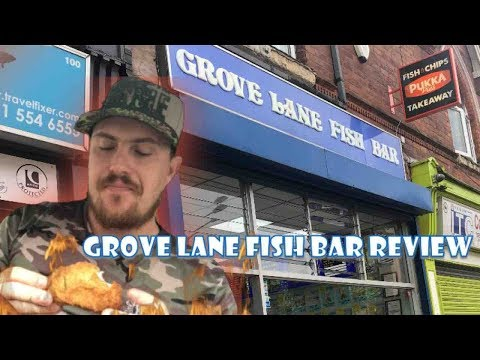 Grove Lane Fish Bar Review | Rate Em Or Slate Em