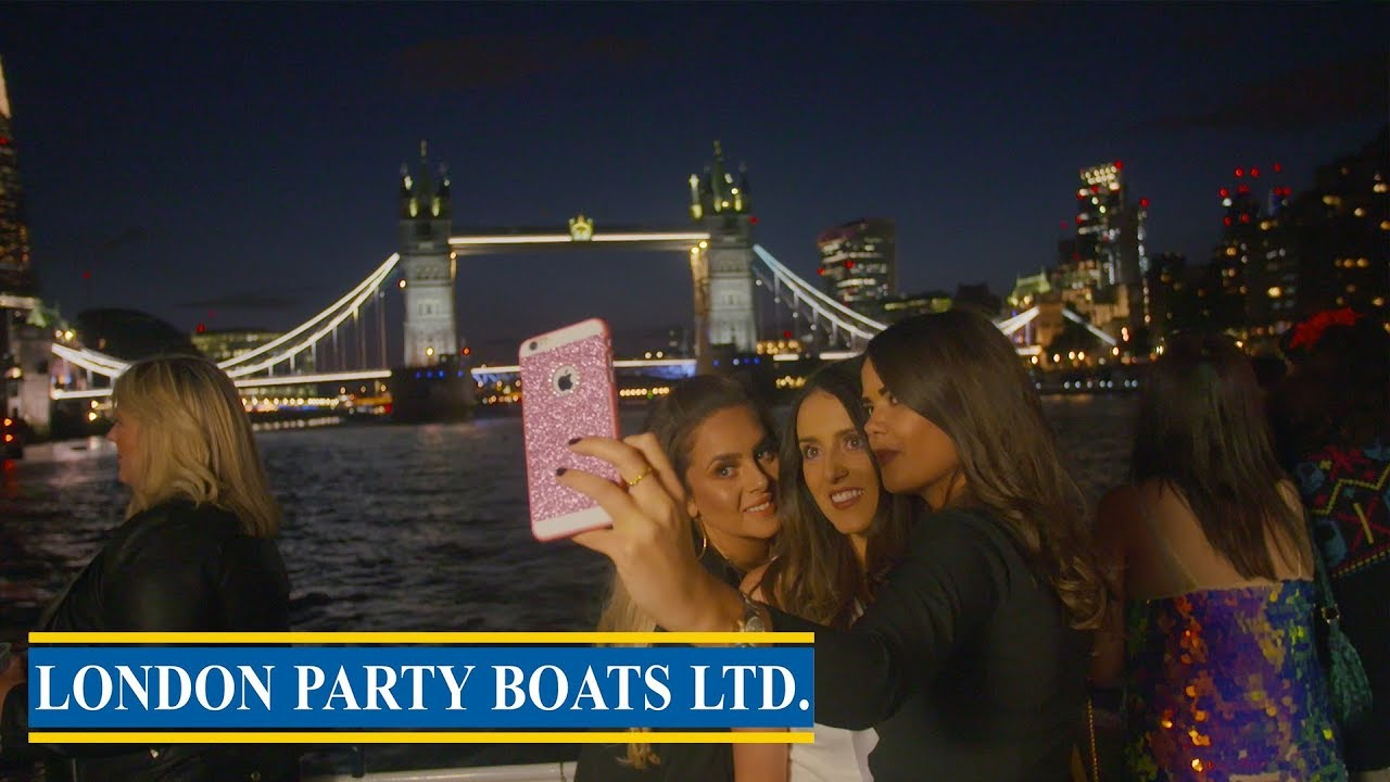 London Party Boats Ltd