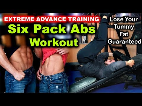 Extreme Advanced Training Six Pack Abs Workout Hindi Urdu