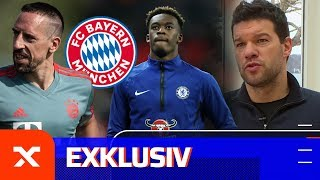 Michael Ballack über Franck Riberys Ausraster, den Umbruch, Callum Hudson-Odoi und Mesut Özil | SPOX