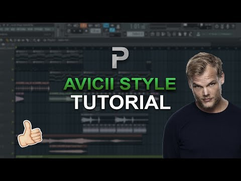 HOW TO MAKE: An Avicii Style Melody And Lead - FL Studio Tutorial