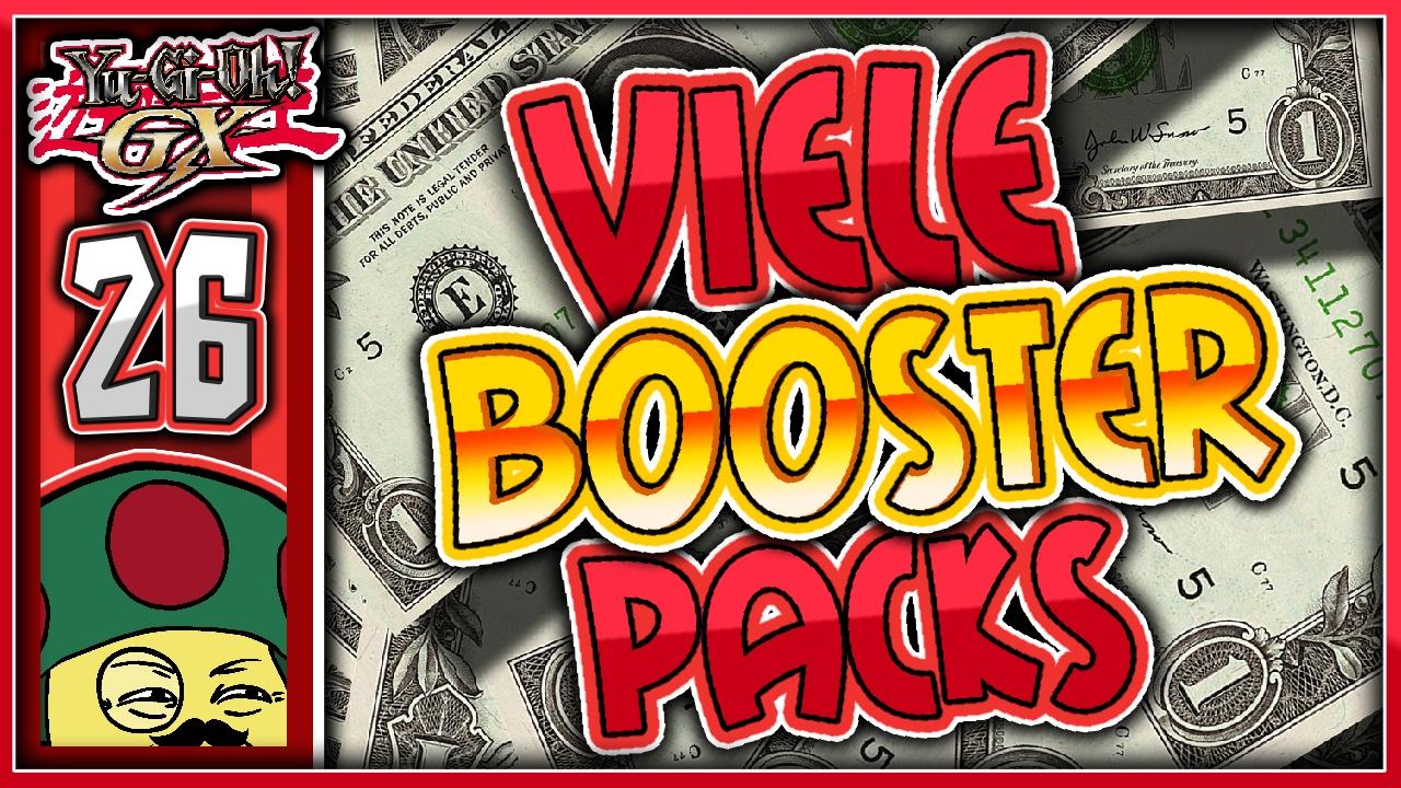 Lächerlich Viele Booster Packs Yugioh Gx Tag Force Evolution Part 26