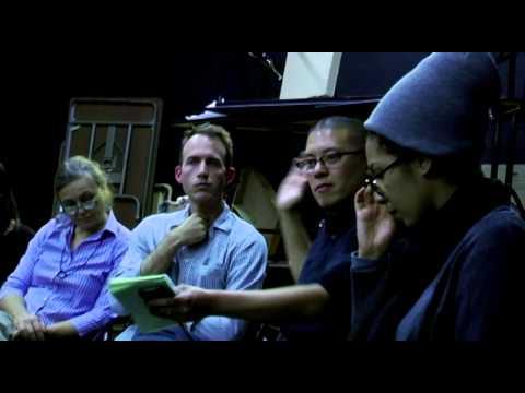 Creative Team Talk - 11/9/12