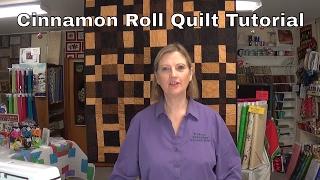 Cinnamon Roll Quilt