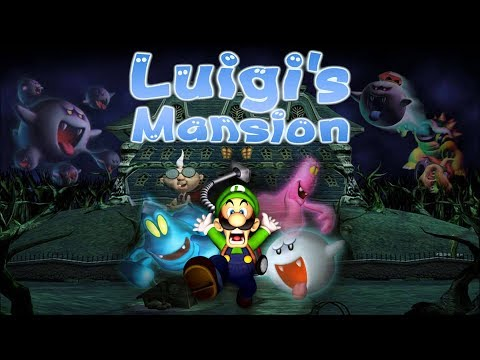 Revisiting Luigi's Mansion [Ep. 2] | Afterwards Super Ghouls 'n Ghosts