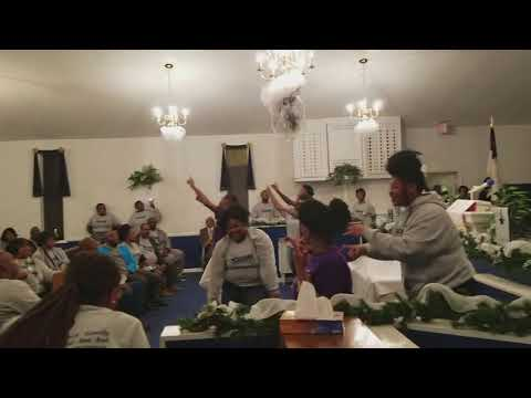 Youth dance dancing  to see the light by Travis Greene