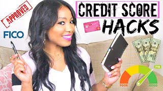 How To Boost Your Credit Score INSTANTLY! | Improve Credit Score 100 Points + Credit HACKS
