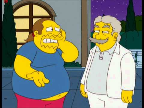 Rip Taylor In Simpsons