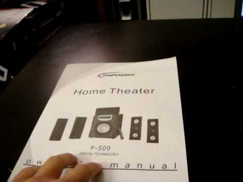 ATTENTION!!! Paramax home theatre Scam!!